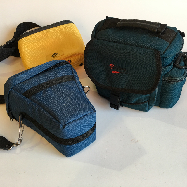 CAM0081 CAMERA CASE, Soft Case Assorted $3.75