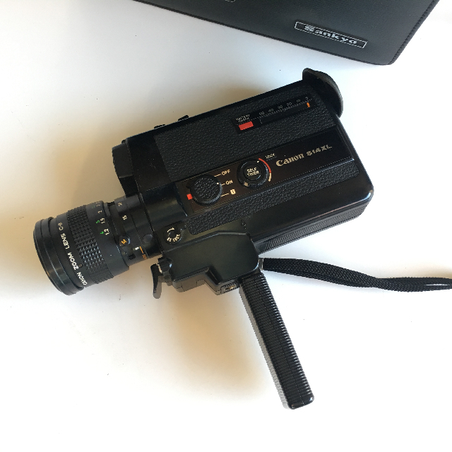 CAM0029 CAMERA, Super 8 - Canon S14-XL $18.75