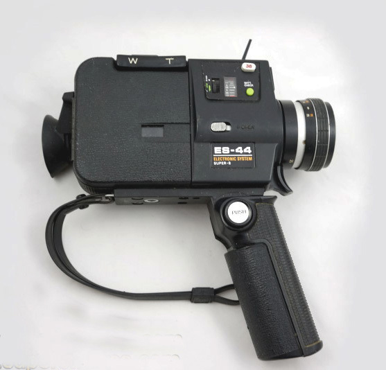 CAM0032 CAMERA, Super 8 - Sanyo ES-44 $18.75