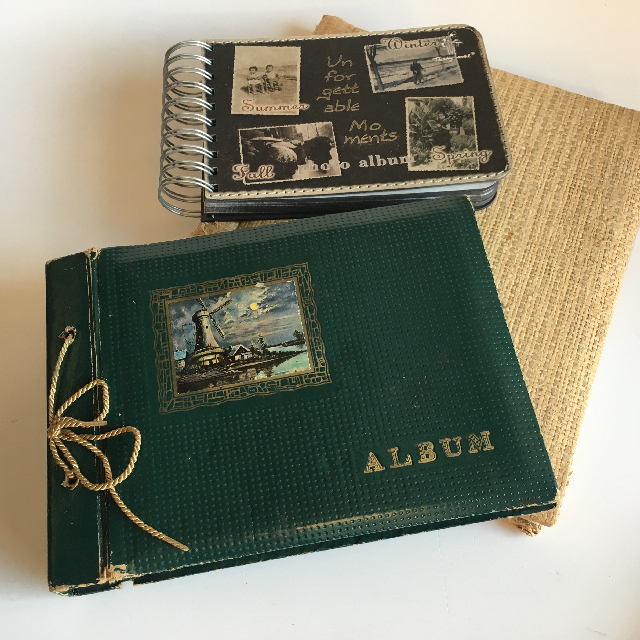 PHO0504 PHOTO ALBUM, Vintage Style $5