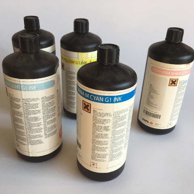 PHO0505 PHOTOGRAPHY, Bottle Of Printer Toner $3.75