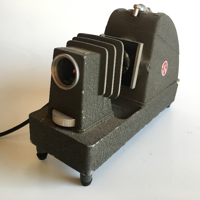 PRO0052 PROJECTOR, 1960s Waterworth $25