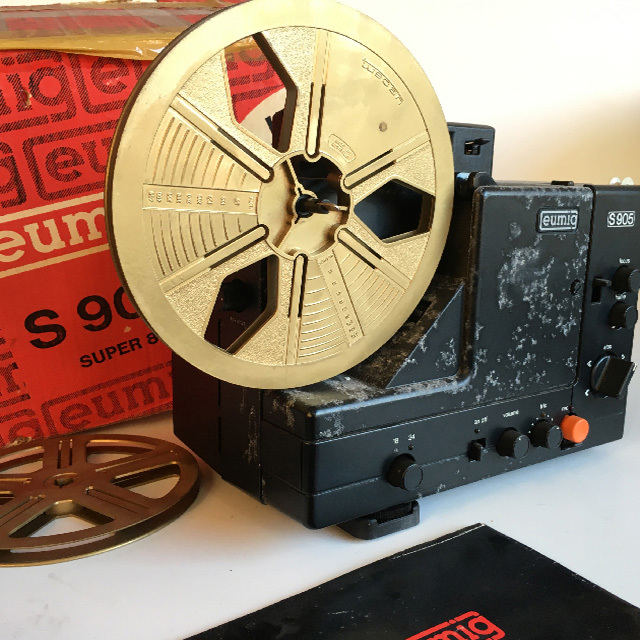 PRO0053 PROJECTOR, Eumig Super 8 (In Box) $30