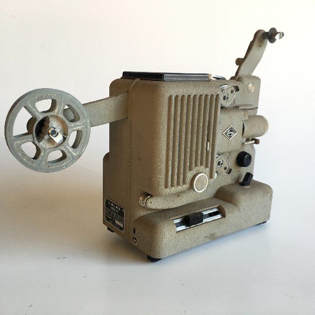 PRO0054 PROJECTOR, Reel To Reel - Grey Hammertone $25