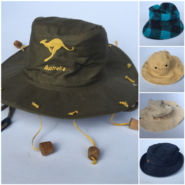 HAT0001 HAT, Camping Or Fishing $3.75