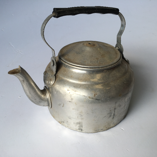 KET0002 KETTLE, Aluminium Camp Kettle $7.50