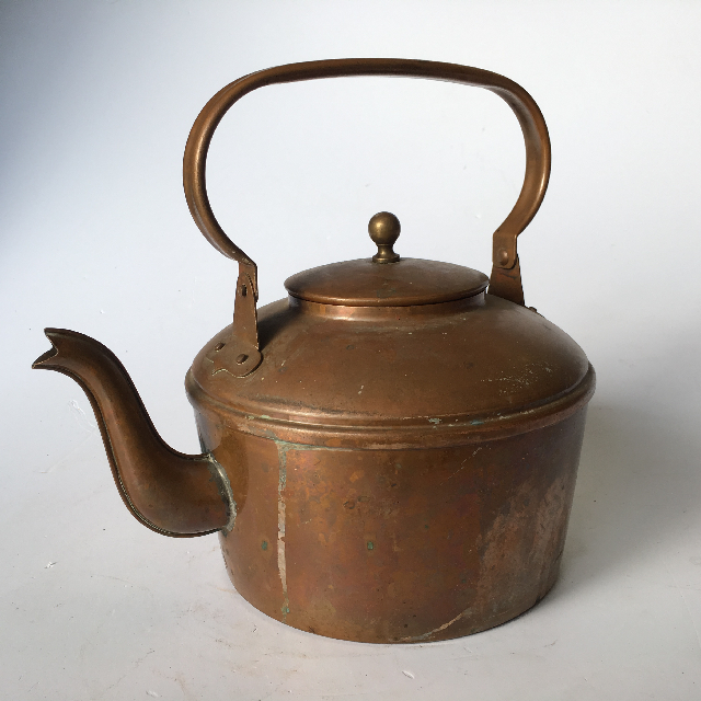 KET0004 KETTLE, Large Copper $22.50