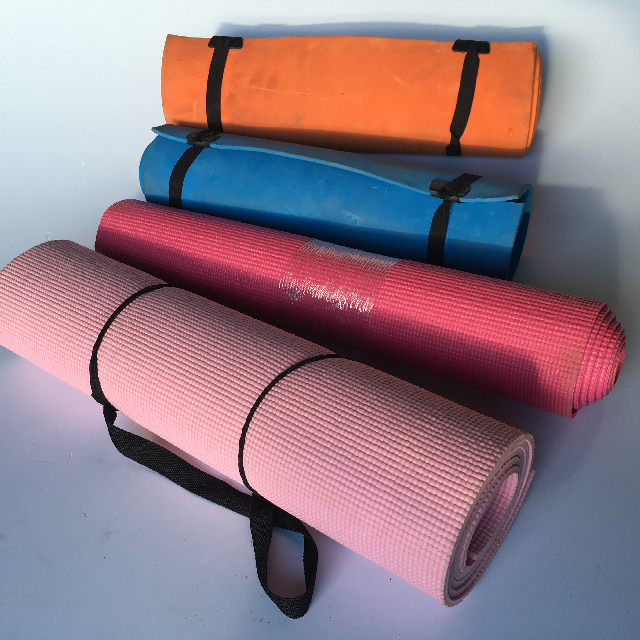 MAT0010 MAT, Foam Roll - Assorted $6.25