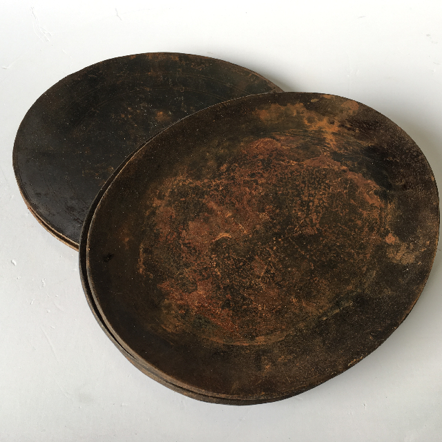 PLA0001 PLATE, Cast Iron $3