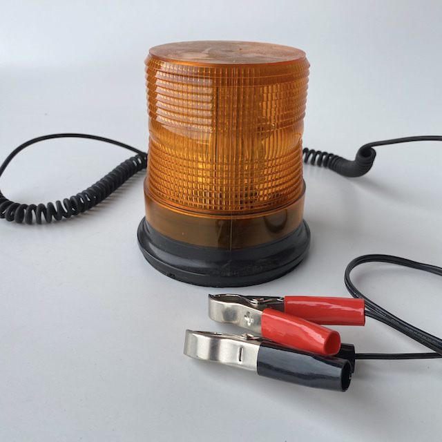 LIG0152 LIGHT, Orange Amber Flashing (Small) $25