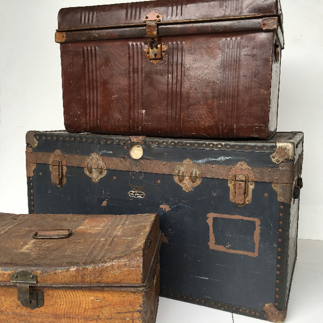 Assorted Chests (Small, Medium, Large)