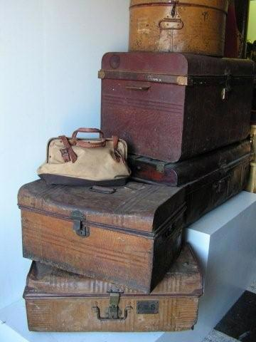 Collection of Travel Trunks