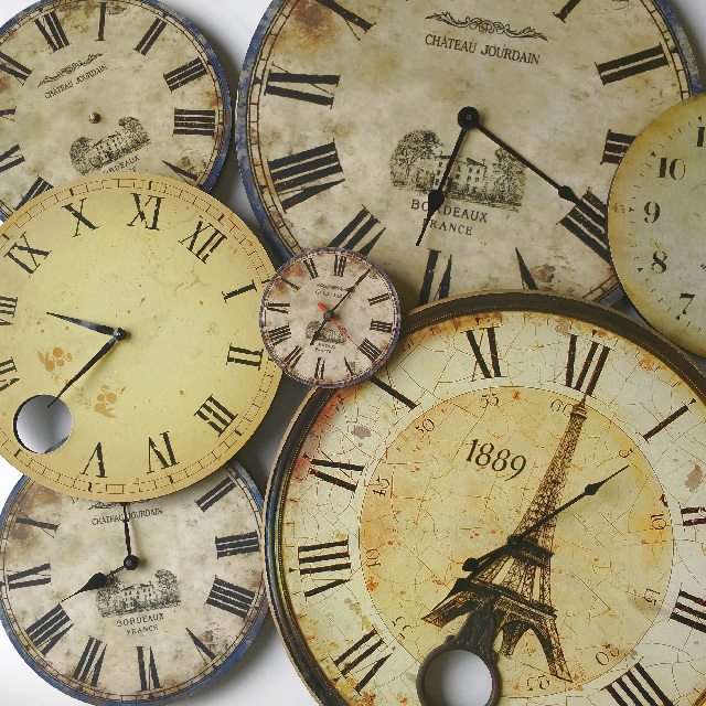 Collection of Provincial Clocks