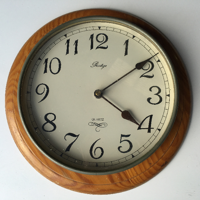 CLO0111 CLOCK, Wall Mount - Country Kitchen $12.50