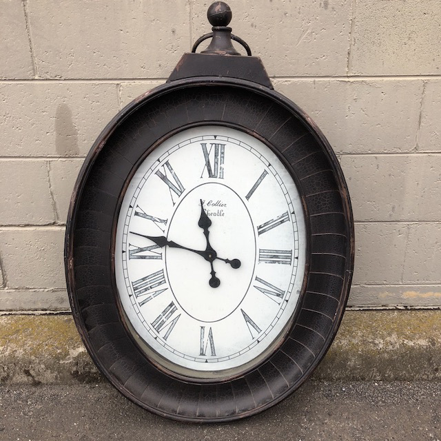 POC0002 POCKET WATCH, Oversized Stop Watch Clock - Provincial Style 1m H $45