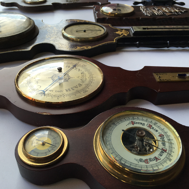 Assorted Barometers