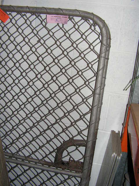 CYC0001 CYCLONE GATE, pair of wire mesh gates $37.50