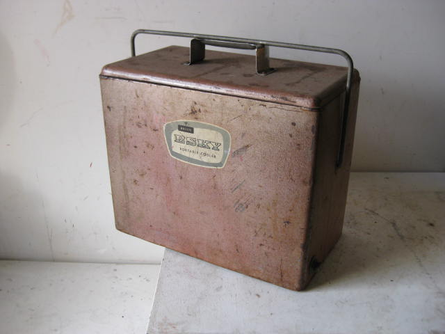 ESK0101 ESKY, Pink with Label 1950s $15