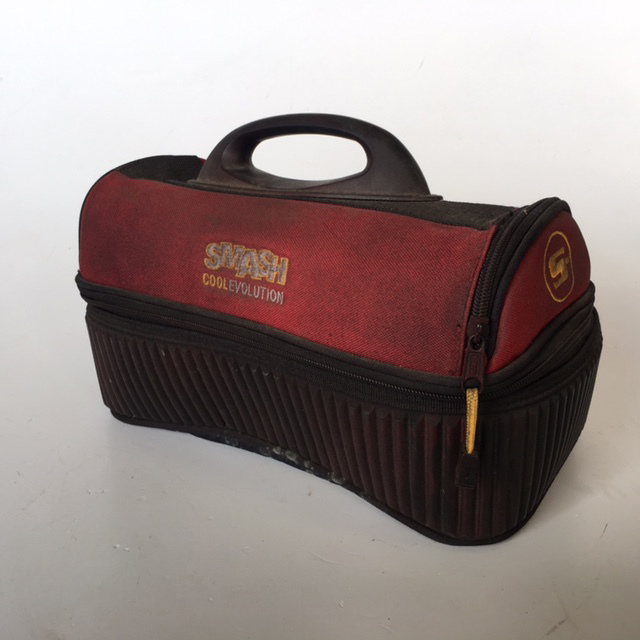 LUN0001 LUNCHBOX, Workman Burgundy Black Oily $6.25