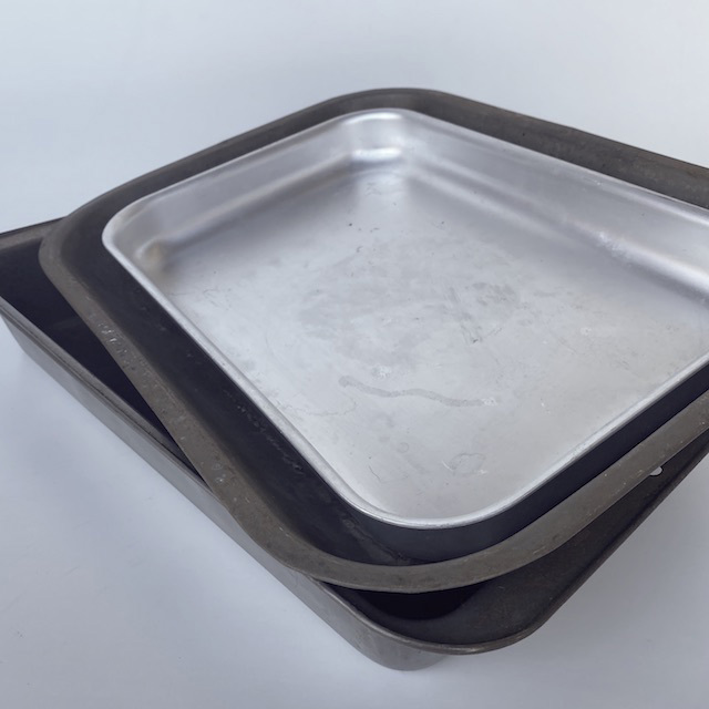 BAK0004 BAKING DISH, Rectangular Oven Tray $3.75