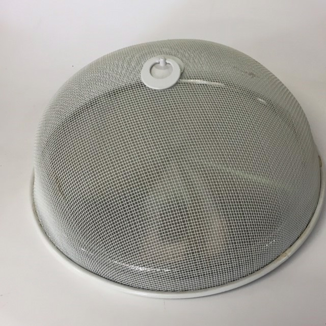 FOO0106 FOOD COVER, White Mesh $7.50