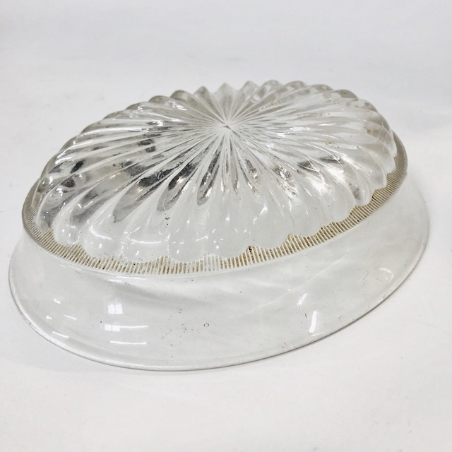 JEL0001 JELLY MOULD, Glass Large $7.50