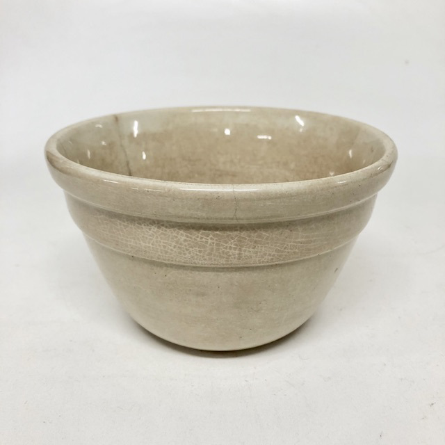MIX0024 MIXING BOWL, Glazed Stained - Small $6.25