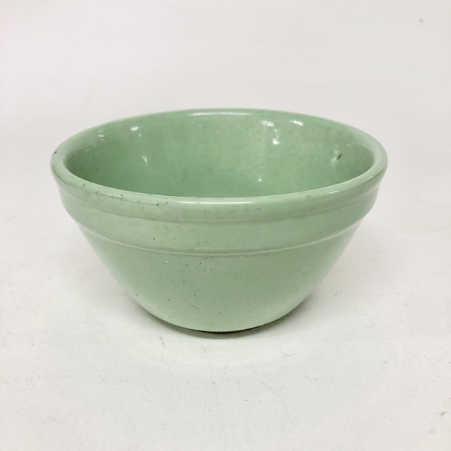 MIX0025 MIXING BOWL, Green - Small $6.25