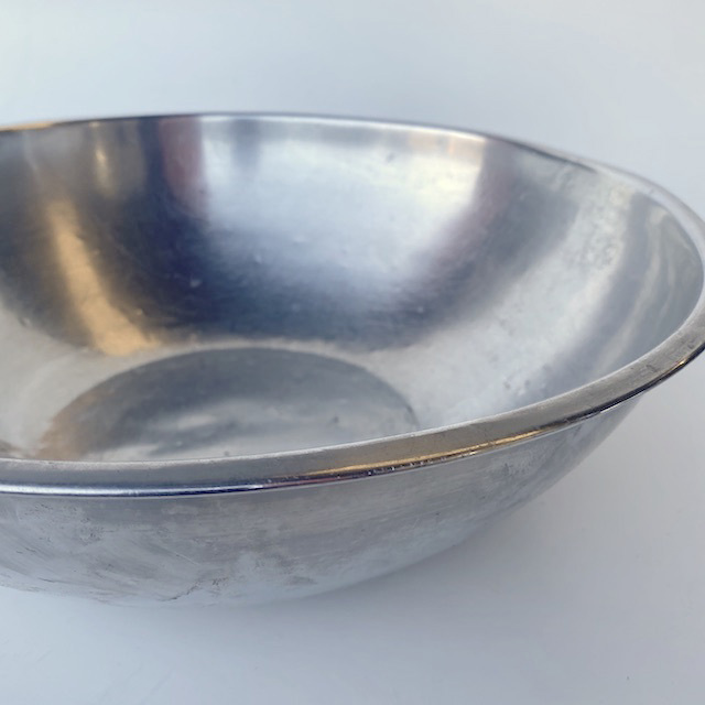 MIX0029 MIXING BOWL, Stainless Steel - Ex Large $3.75