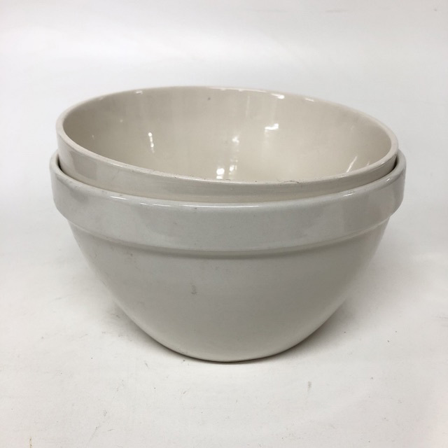 MIX0027 MIXING BOWL, Stoneware Medium $7.50