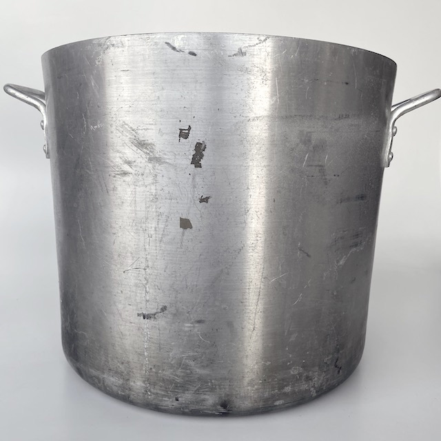 POT0204 POTS n PANS, Aluminium Stock Pot Commercial Style 40L $18.75