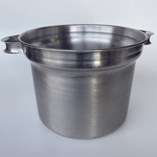 POT0209 POTS n PANS, Aluminium Stock Pot w Flared Top - Large $15