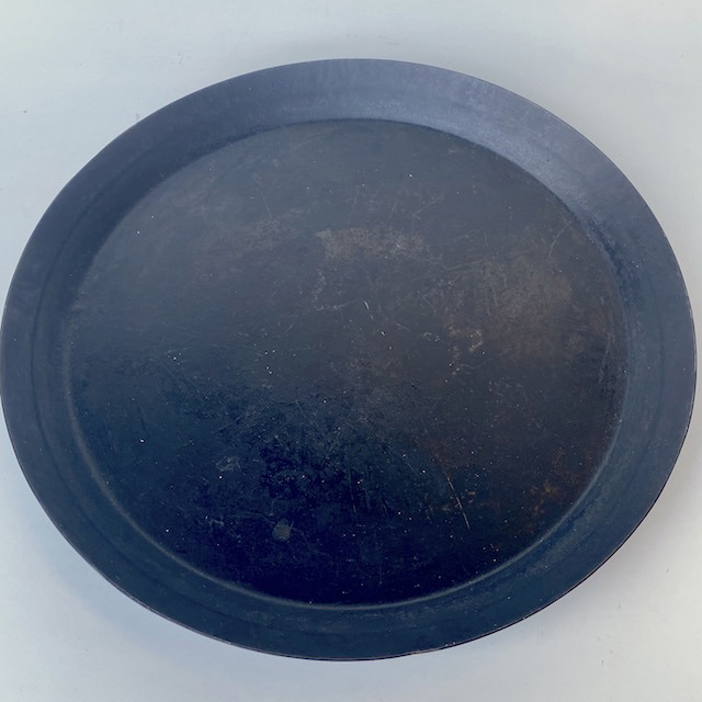 POT0212 POTS n PANS, Blackened Pizza or Paella - Large Round $7.50