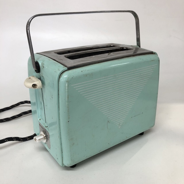 TOA0026 TOASTER, Mint Green $10