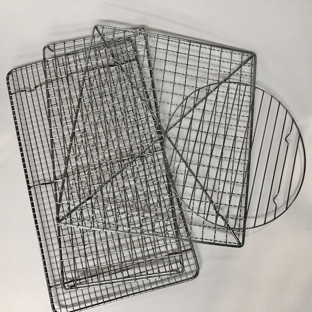 WIR0021 WIRE RACK, Oven or Cake Rack Assorted $3.75