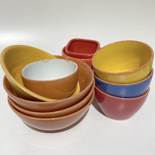 BOW0219 BOWL, Tuscan Style Assorted $2.50