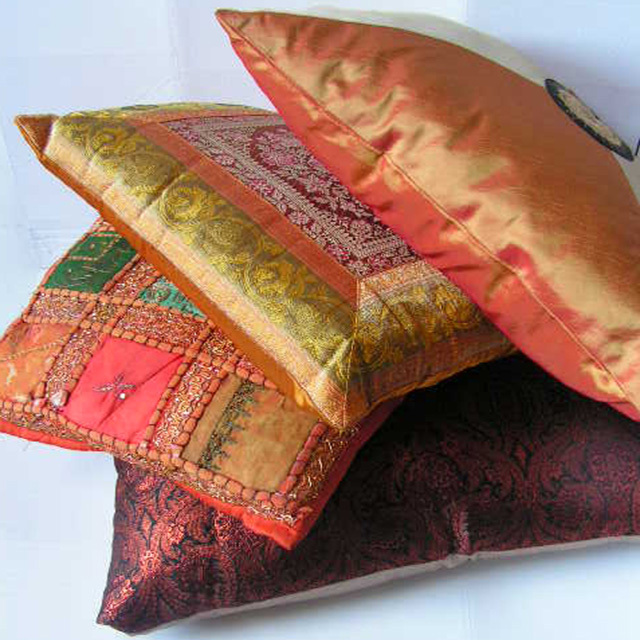 Collection of Indian and Oriental Cushions - Event Styling