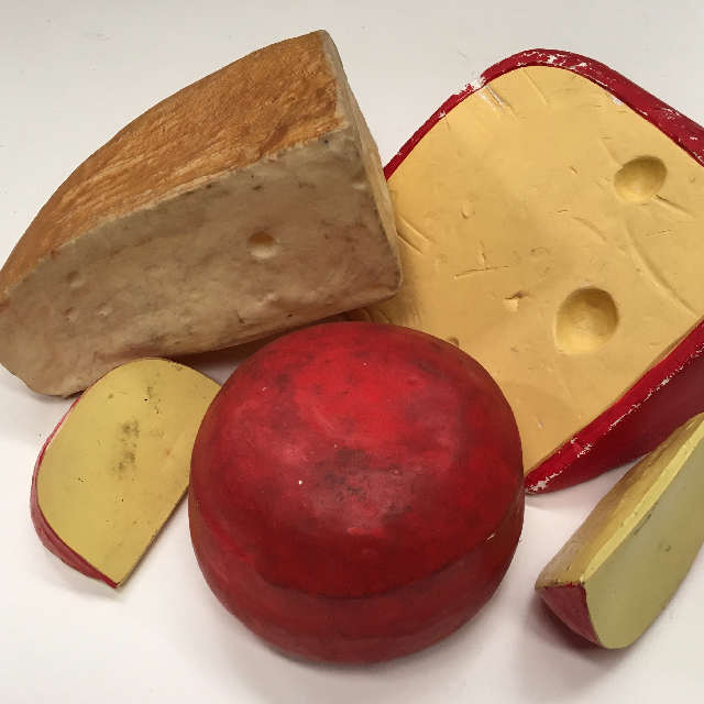CHEESE, Artificial - Large (CHE0050) $7.50 & Small (CHE0051) $3.75