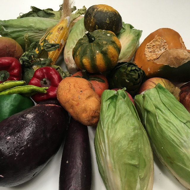 VEG, Artificial - Assorted Large (VEG0001) $3.75 & Small (VEG0002) $0.75