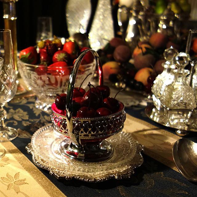 Event Styling - Victorian