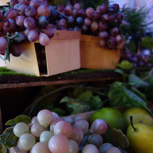 Event Styling - Fruit Display