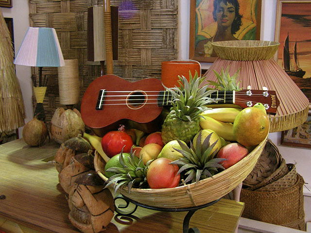 Event Styling - Tropical Fruit