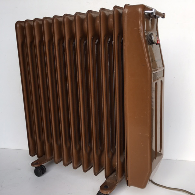 RAD0101 RADIATOR, Brown Metal Vulcan Heater $22.50