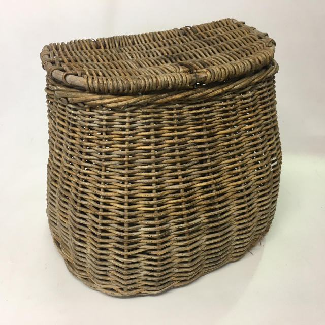BAS0125 BASKET, Fishing Kreel Original Shape $15