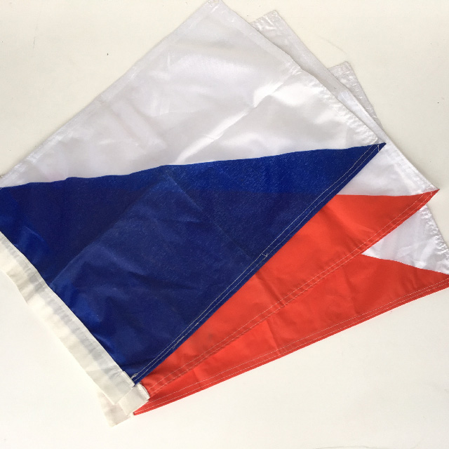 FLA0036 FLAG, Nautical Synthetic - 45cm x 60cm $12.50