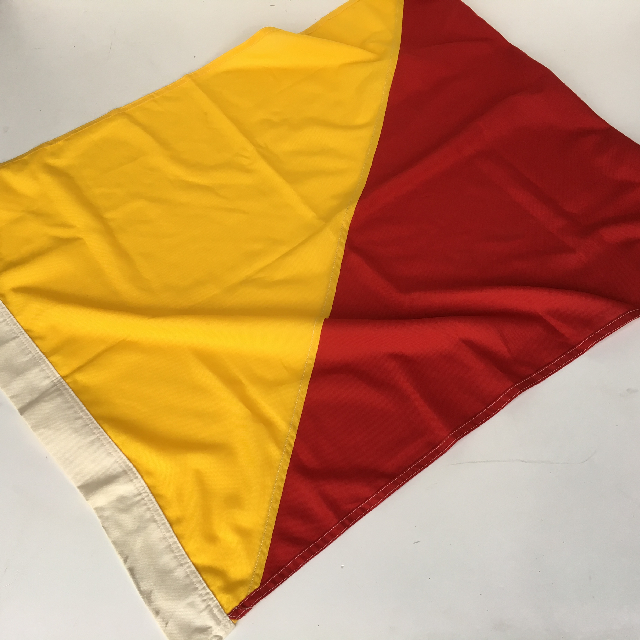 FLA0021 FLAG, Surf Lifesaving Large 75cm x 95cm $25