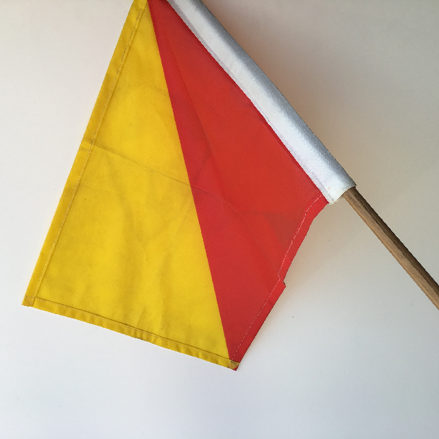 FLA0022 FLAG, Surf Lifesaving (Long Pole) $15