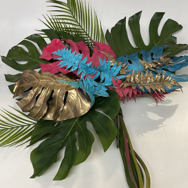 FLO0059 FLORAL ARRANGEMENT, Miami Style (Made to Order) $30