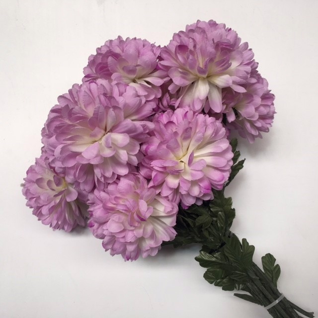 FLO0070 FLOWER, Chrysanthemum - Violet $2