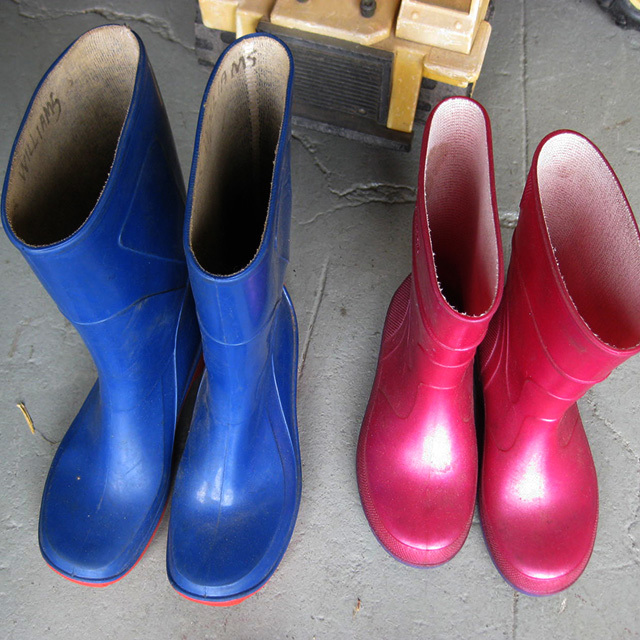 BOO0007 BOOTS, Gumboots Kids $5